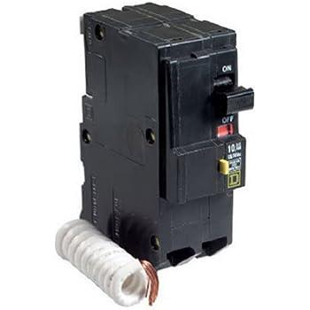 Square D by Schneider Electric QO250GFICP QO 50-Amp Two-Pole GFCI Breaker -  - Amazon.comAmazon.com