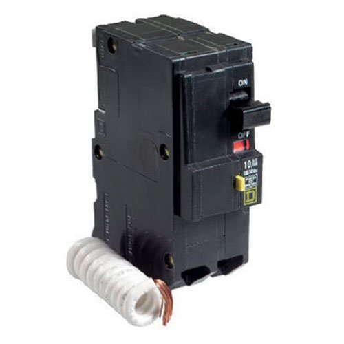 Square D by Schneider Electric QO250GFICP QO 50-Amp Two-Pole GFCI Breaker