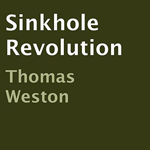 Sinkhole Revolution audiobook cover art