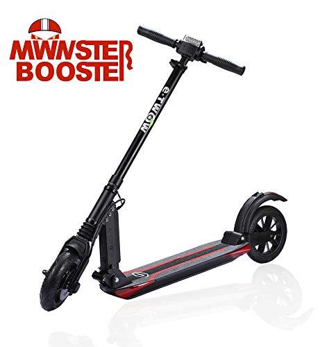 E-Twow Booster Monster 2020-10,5 Ah, Schwarz