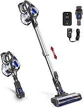 Cordless Vacuum, 4 in 1 Powerful Suction Vacuum Cleaner, 1.3L Capacity, Lightweight Stick Vacuum with HEPA Filters for Hardwood Floor Carpet, Pet Hair