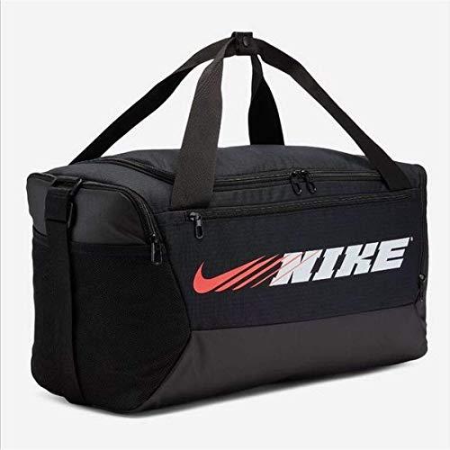 Nike Brasilia Duff-9.0 Px Gfx Sp2 Borsa black/black/white One Size