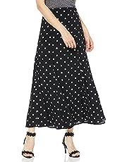 [ミラオーウェン] マチフレアSTデザインナロースカート 09WFS214109 レディース