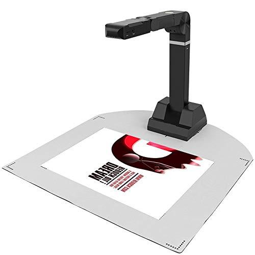 Best Price FeliciaJuan High-Speed Desktop Document Scanner Scanner High-Speed High-Resolution Scan F...