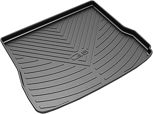 Coche Alfombrillas Maletero, para Audi Q5 Goma Alfombrillas antideslizantes Impermeable Maletero Trasero Alfombra Protection Accesorios