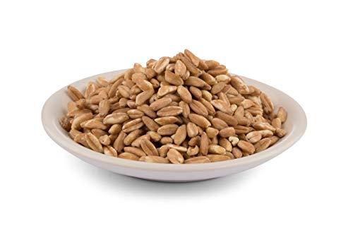 Bio Dinkelreis 1kg schnellkochender Öko Express Dinkel Reis Körner, 8 – 10 Minuten Kochzeit 1000g