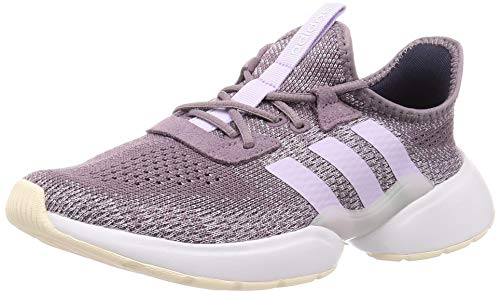 adidas Damen Mavia X Laufschuhe, Blau (Legacy Purple/Purple Tint/FTWR White), 38 2/3 EU
