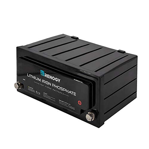 Renogy Lithium Iron Phosphate Battery 12 Volt 170 Amp Hour