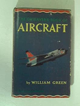Hardcover The Observer's Book of Aircraft 1961 Book