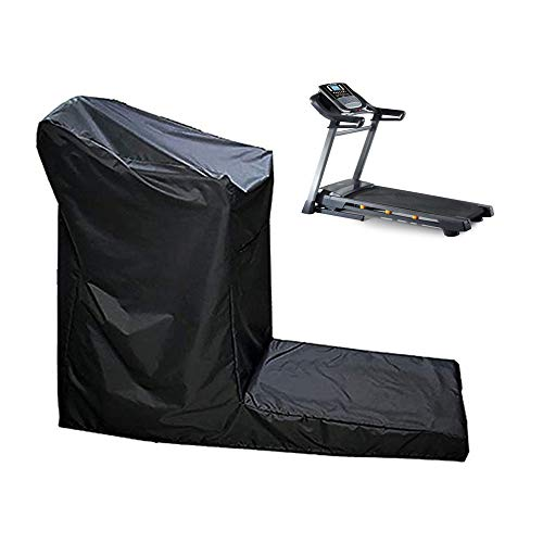 NNKJ Treadmill Cover,Heavy Duty Waterproof Oxford Fabric Running Machine Cover with CloseDrawstring