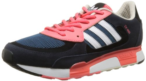Adidas ZX 850 Schuhe true blue-running white-red zest - 44