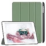 EasyAcc Hülle für iPad 4 iPad 3 iPad 2, Ultra Dünn Schutzhülle mit Ständer Funktion eingebautem Magnet Einschlaf/Aufwach Kompatibel für iPad 2/3/4 - Hellgrün