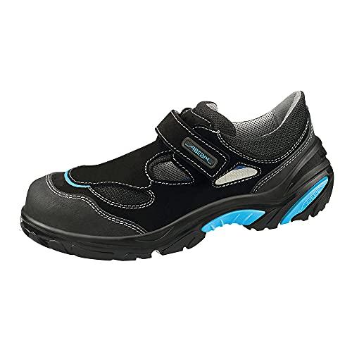 Abeba Abeba , Herren Sicherheitsschuhe Mehrfarbig Schwarz/Blau 40 EU