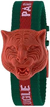 Gucci Le Marche Des Merveilles Red Tiger Ladies Watch (YA146409)