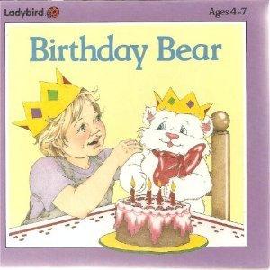 Birthday Bear 0721452264 Book Cover
