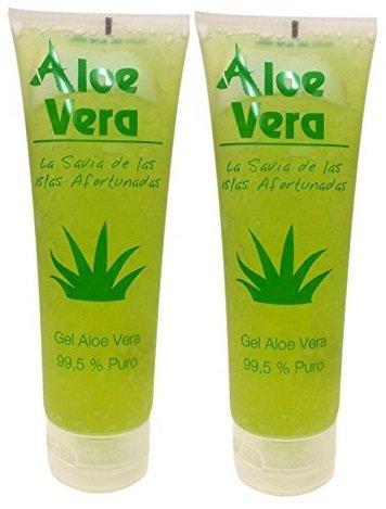BIOGEL - Gel Aloe Vera 99,5% Pur 250ml x 2 Stück