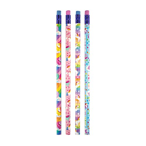 OOLY Unique Unicorns Pencils, Set of 12 (128-126)