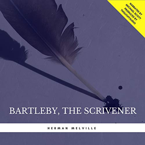 Bartleby, the Scrivener Titelbild
