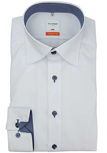 OLYMP - Camiseta de manga extralarga para hombre