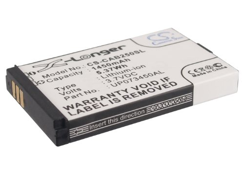 VINTRONS 3.7V Battery for CAT B25, UP073450AL