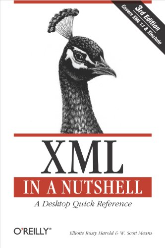 XML in a Nutshell: A Desktop Quick Reference (In a Nutshell (O'Reilly)) (English Edition)