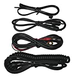 Snowmobile Electric Shield Replacement Wire Kit - Heated Shield Cord Kit