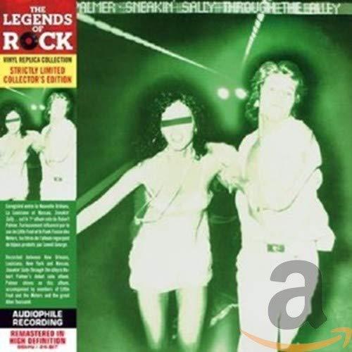 Palmer,Robert: Sneakin' Sally Through.. (Audio CD (Limited Edition))