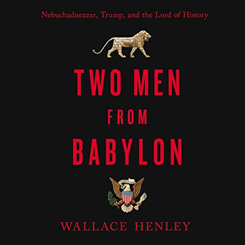 Two Men from Babylon cover art