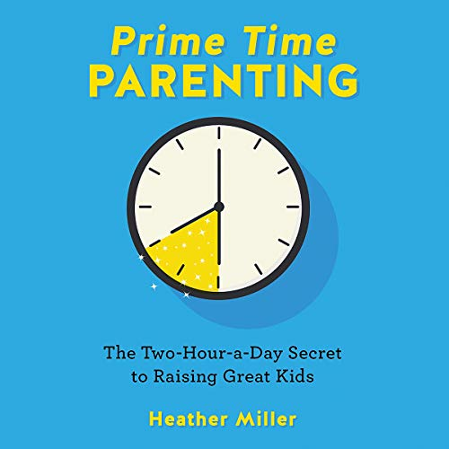 Prime-Time Parenting audiobook cover art