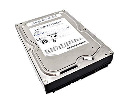 Samsung Spinpoint F1 HD753LJ 750GB interne Festplatte 3.5 Zoll SATA II, RPM: 7200 (U/min), 32MB Cache, interne HDD, Backup Festplatte für Desktop PC, Gaming Computer- recertified