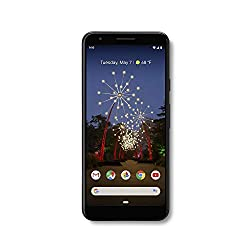 Google – Pixel 3a with 64GB Memory Cell Phone (Unlocked) – Just Black – G020G (Amazon)