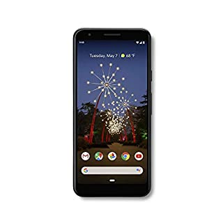Google - Pixel 3a with 64GB Memory Cell Phone (Unlocked) - Just Black (B07R7DY911) | Amazon price tracker / tracking, Amazon price history charts, Amazon price watches, Amazon price drop alerts