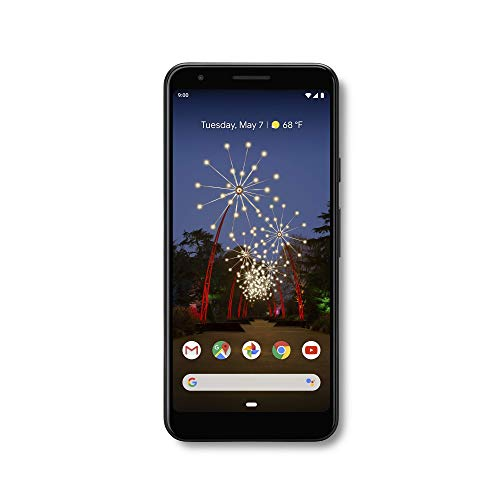 Our #1 Pick is the Google Pixel 3a Android Phone
