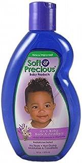 Soft & Precious 2N1 Gentle Baby Bath & Shampoo 303Ml