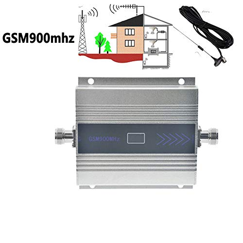 900Mhz GSM 2G / 3G / 4G Signal Booster, Repeater Versterker Antenne voor mobiele telefoon, 900Mhz GSM-versterker met antenne