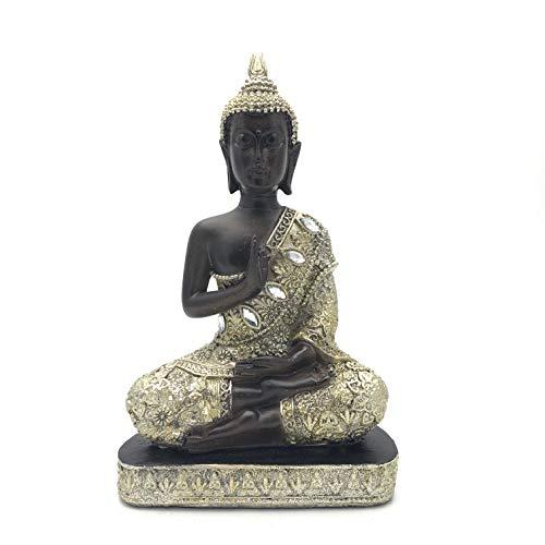 Buda tailandés pequeño sentado