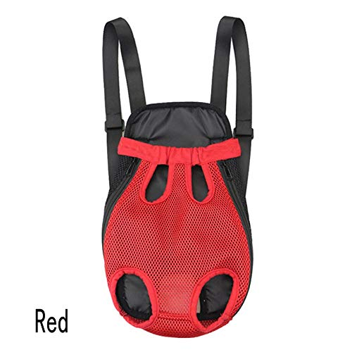 DDOOGG Rugzak voor huisdieren, modieus, 4 maten en 5 kleuren, XL, Donkerblauw
