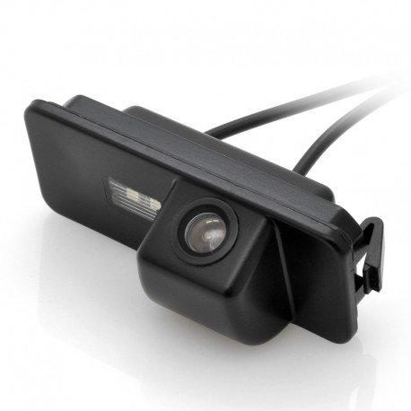 Coche cámara - marcha atrás para vehículos Volkswagen, 2 x LEDs, PAL,...