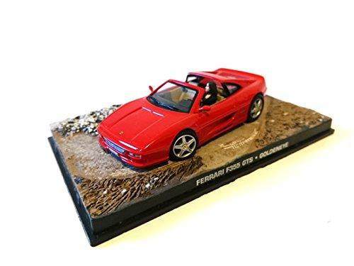 James Bond Ferrari 355 007 Goldeneye - 1/43 Model DY010