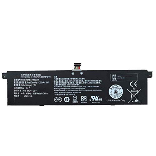 Hubei R13B01W R13B02W Lapop Battery for Xiaomi Mi Air 13.3' Laptop(7.6V 39Wh)