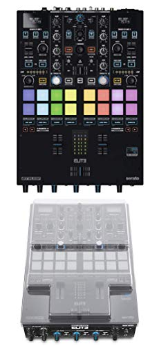 Big Save! Reloop Elite + Decksaver DS-PC-ELITE Cover Bundle