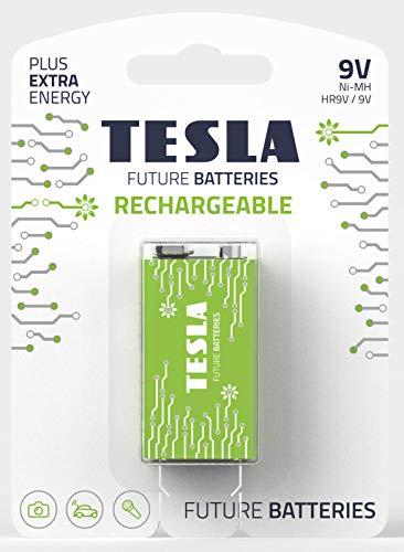Batería Recargable de 9 V (HR9 V, 9 V, blíster)