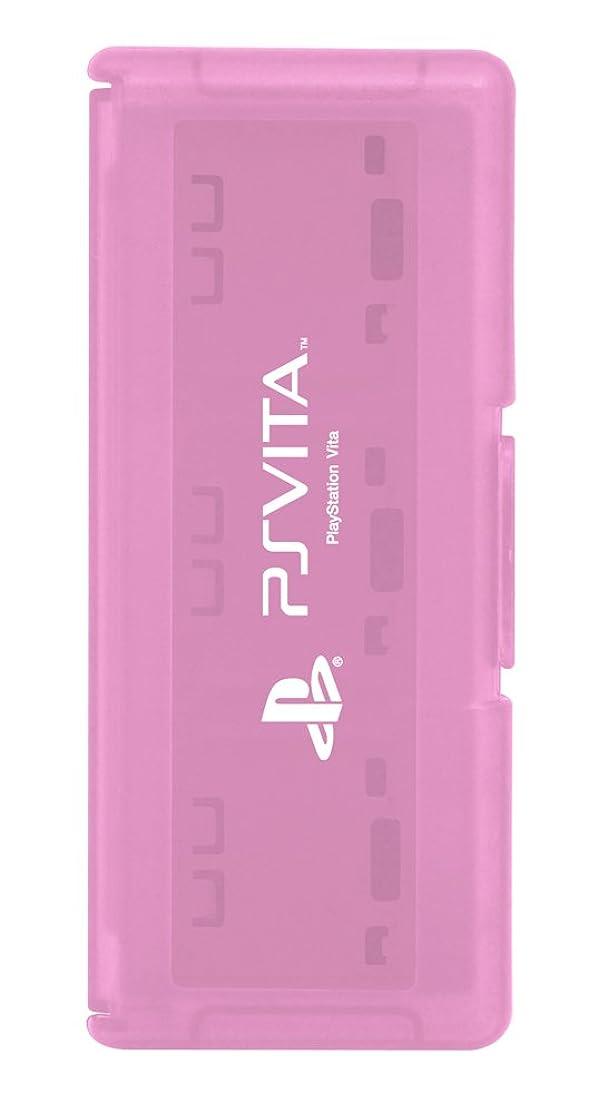Card Case 6 for PlayStation Vita (Pink) [Japan Import]