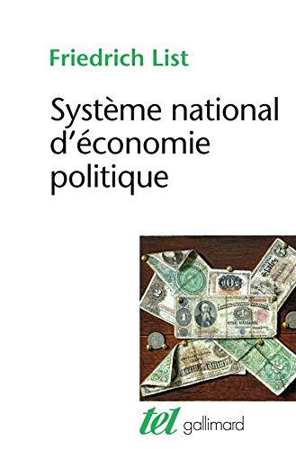 Système national d'économie politique