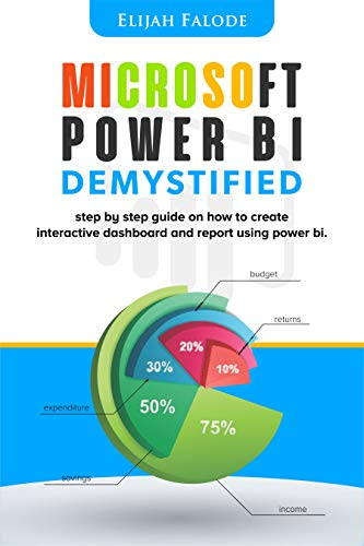 Microsoft Power BI Demystified: step by step guide on how to create interactive dashboard and reports using Power BI (Business Intelligence Cookbooks Book 2) (English Edition)