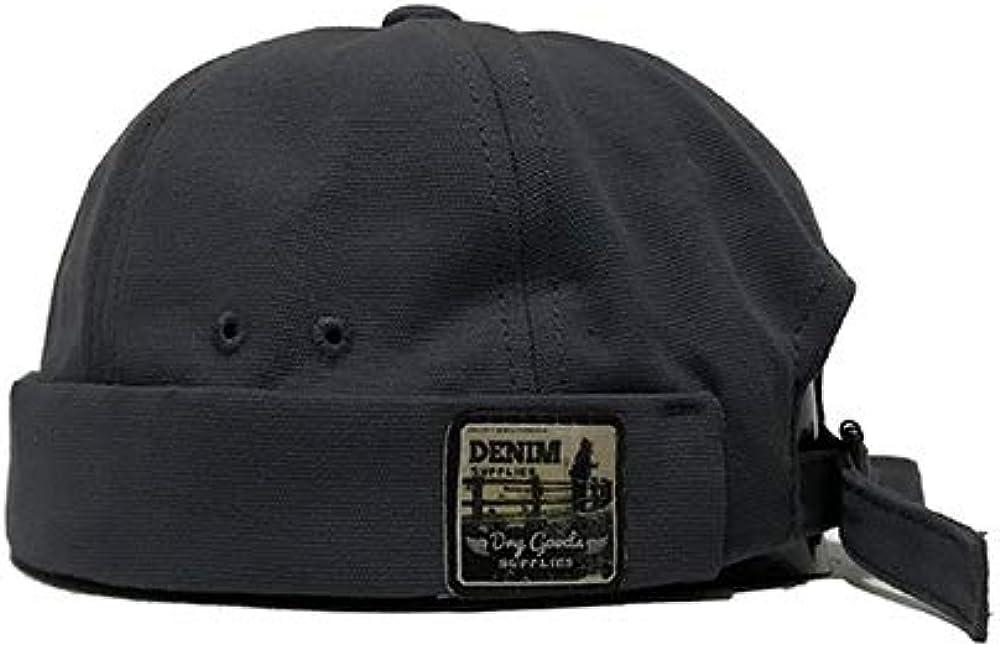 Mongous Mens Retro NEW Docker Cap and Drawstring Gorgeous Hat Beanie Skullcap