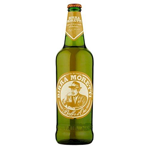 Baffo D'Oro Birra Moretti Bottiglia Ml.660