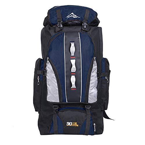 100L Resistente al Agua Mochila  Morbuy Portátil Trekking Laptop Daypack Durable Impermeable