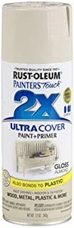 Rust-Oleum 249125 Painter's Touch Multi Purpose Spray Paint, 12-Ounce, Almond