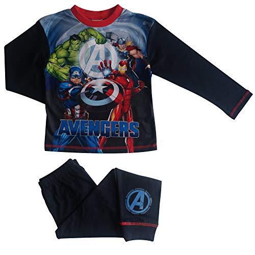 Marvel Avengers A Jungen Schlafanzug 7-8 Jahre